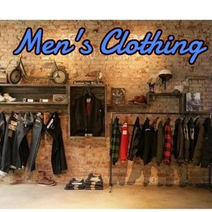 Men Clothing Section